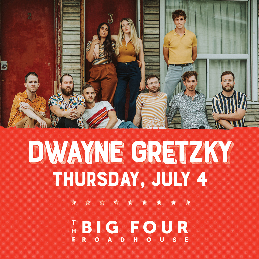 Music In The Big Four Roadhouse Calgary Stampede July 3