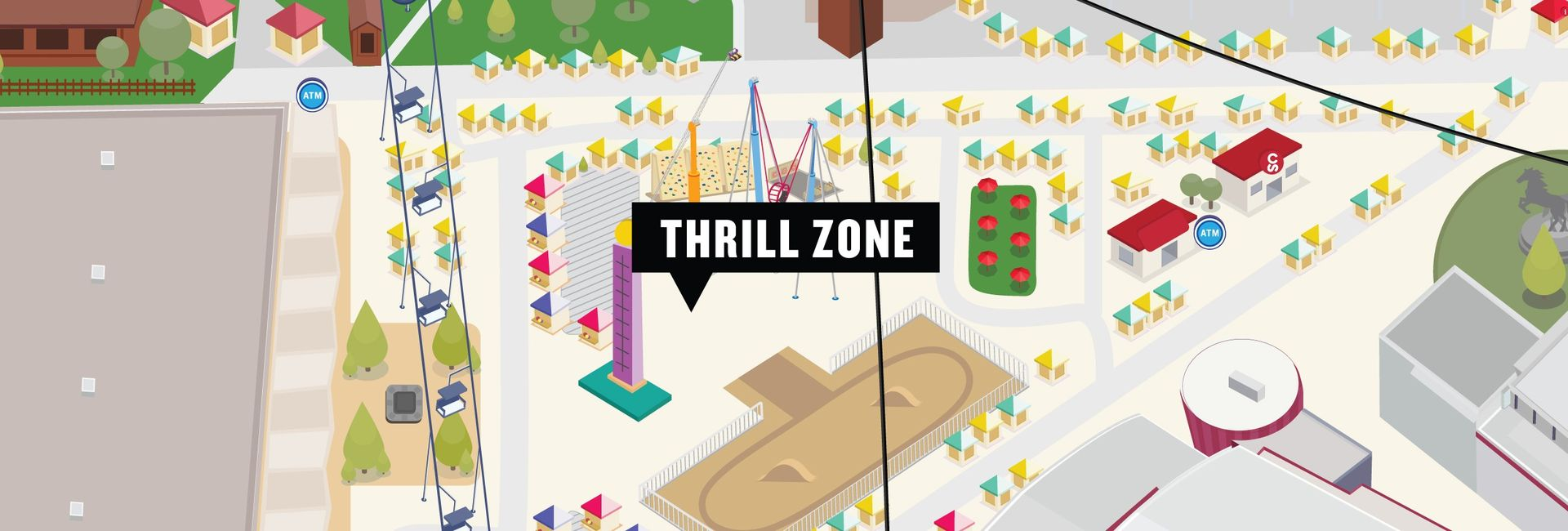 Thrill Zone Calgary Stampede July 3 12 2020